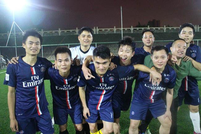 第七人足球队