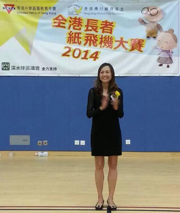韦海英成香港议员 海南足球妹子的黑马人生再巅峰