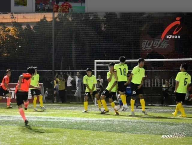 海南首届7人制草根足球赛战报:嘉二联豪取大胜
