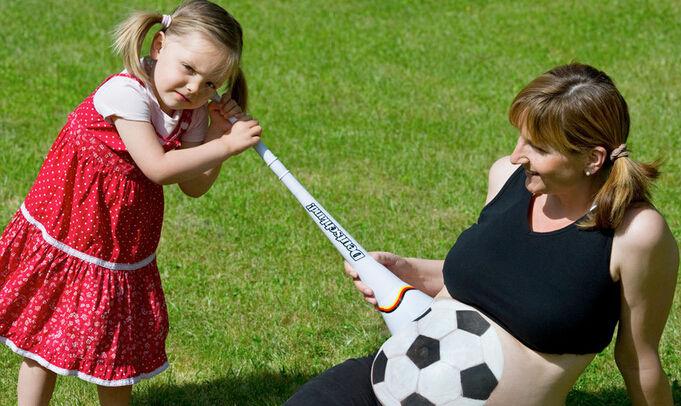 【故事】母亲节特别策划——足球妈妈
