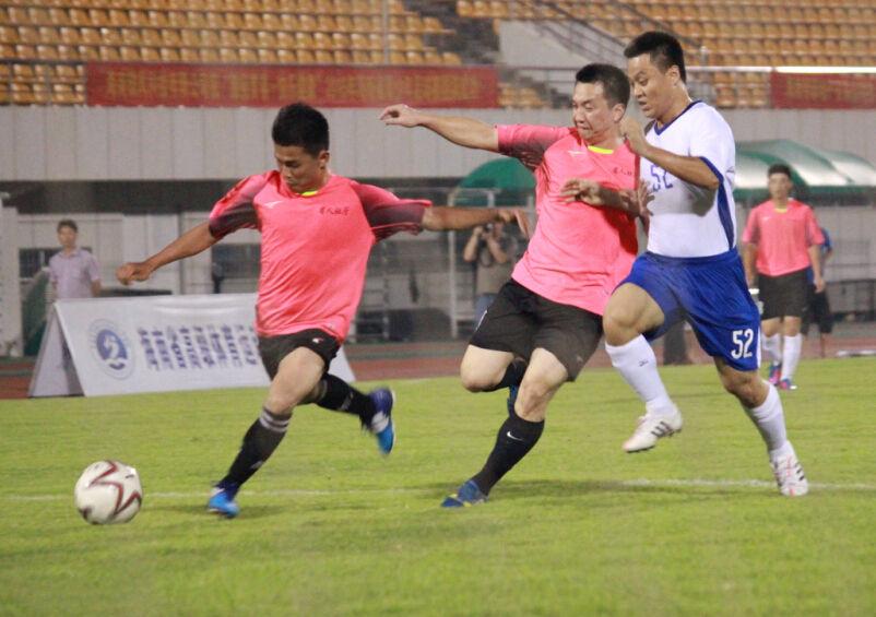 2015海南青少年足球赛省直组12-13日比分播报