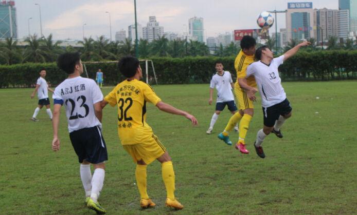 超级联赛:张胜大四喜 环球5-4威信飞虎海师 红酒0-1万宁