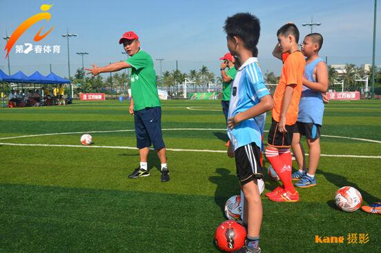 奔跑吧少年!第二春暑期少儿足球集训营火热招募!