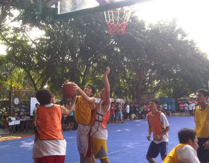 海口市第三届青少年三人篮球赛圆满落幕