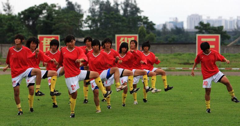 海口即将成立女子足球队