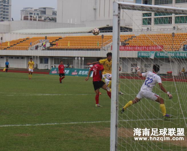 海超第六轮:儋州2:0东方收获四连胜 战车领跑积分榜