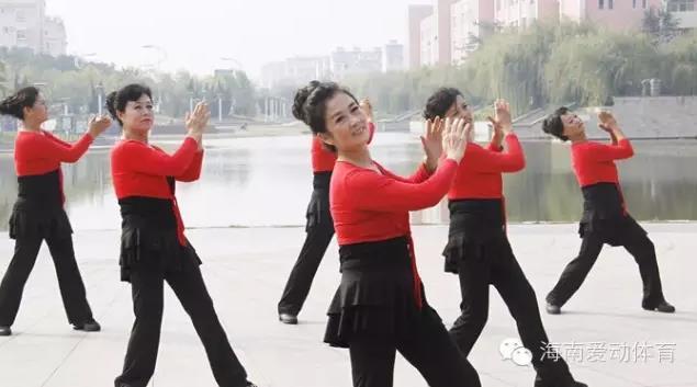 2015全国广场舞大赛决赛将于11月6日在陵水揭幕