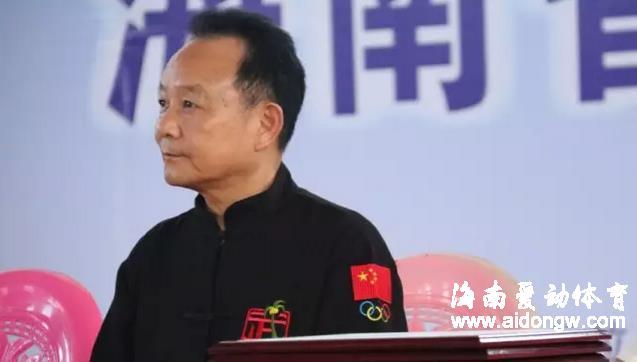 武术资深专家陈顺安:这是一次接地气的武术比赛
