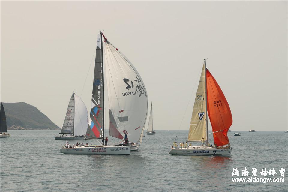 海帆赛获评中国体育旅游十佳赛事 百余家国内外媒体关注本届海帆赛
