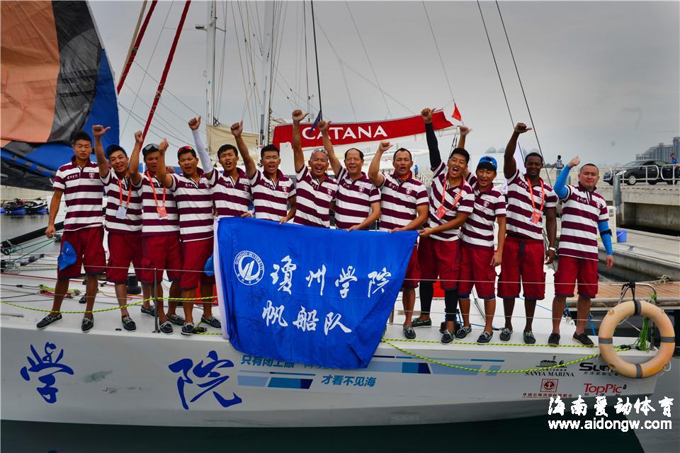 海帆赛上一群老男孩:老男孩梦之队因多名前国家队选手引关注