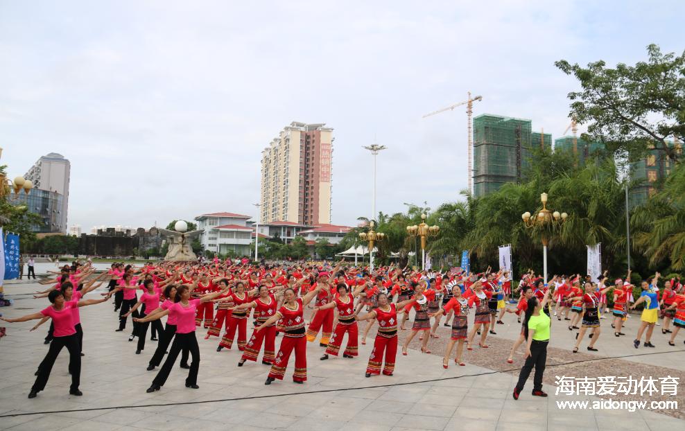 【广场舞】总局社体中心副主任尹国臣: 广场舞扰民问题可解决