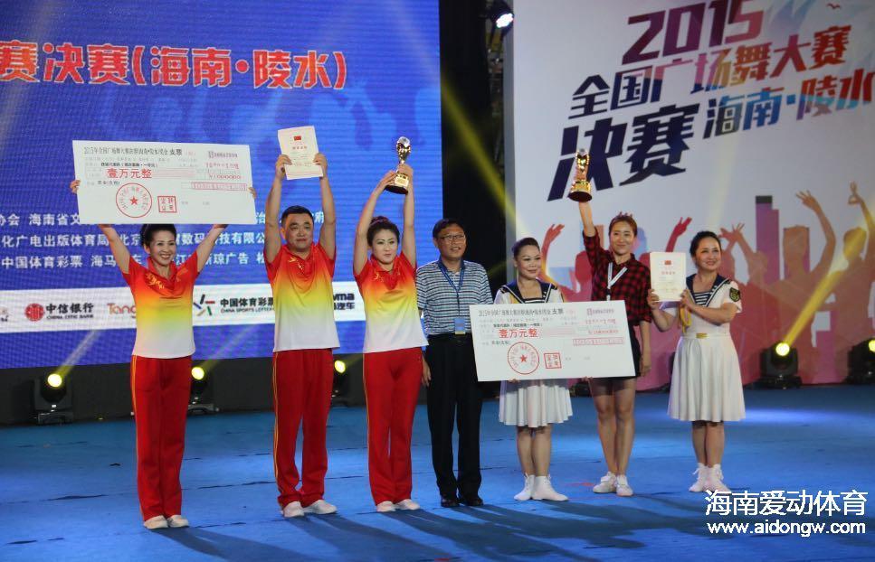 【广场舞】海南省文体厅副厅长杨毅光:广场舞非常接地气