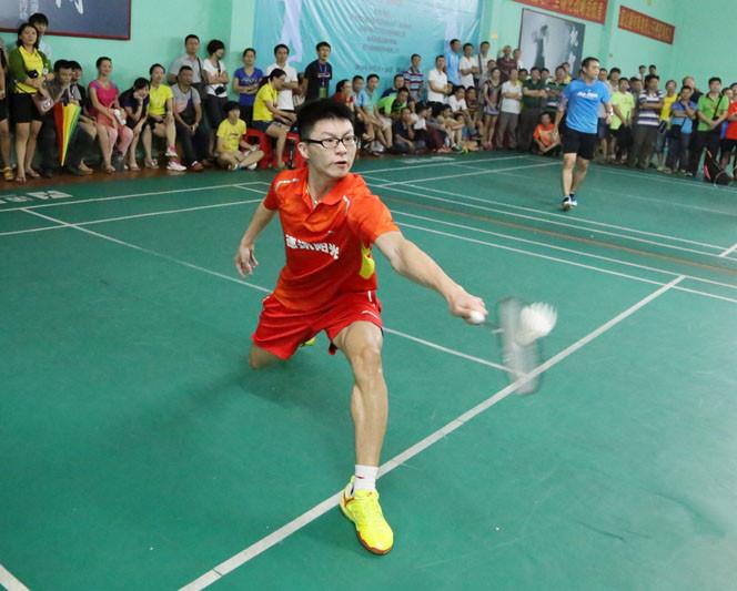 【羽毛球】海南省业余羽毛球公开赛12月12日开拍
