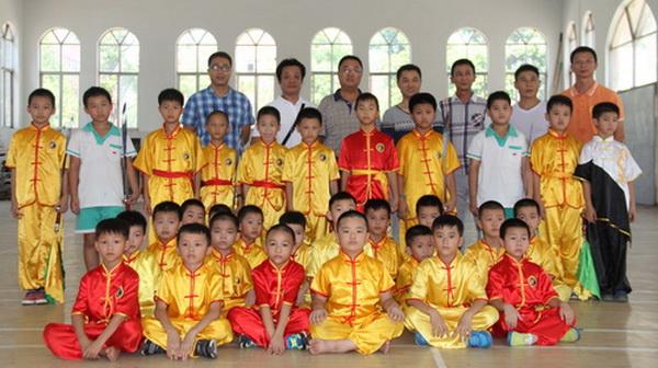 海南国科园实验学校探索武术教学新模式取得成功