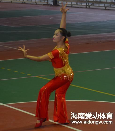 【社会体育指导员典型人物】符娟:舞出奇迹