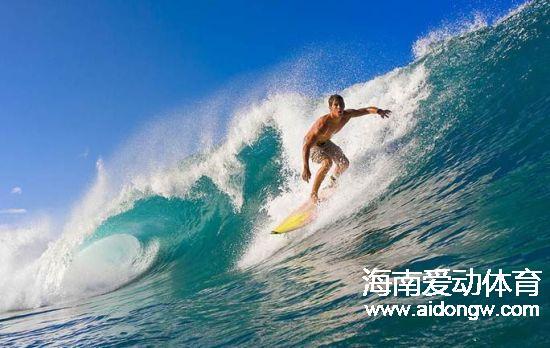 【冲浪】冲浪海南公开赛发起人小龙:希望更多中国人喜欢冲浪