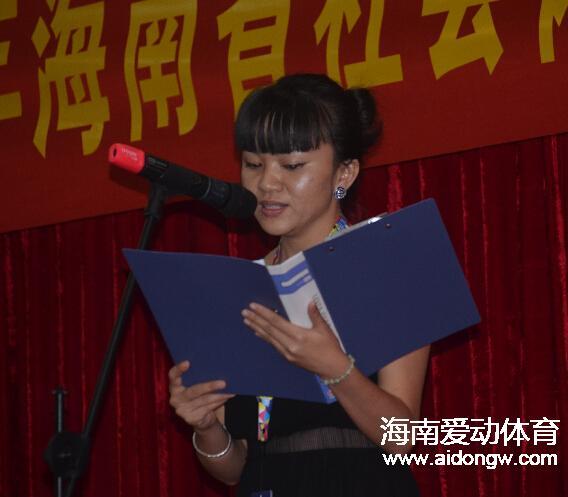 【社会体育指导员之典型人物】莫亚燕:健康快乐要齐分享