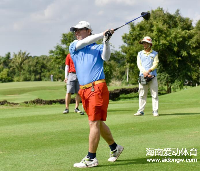 【高尔夫】2015海南公开赛收官战 :135位高手上演终极对决