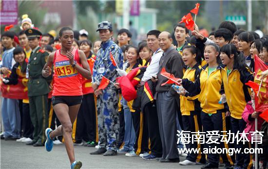 【跑步】倒计时!聚焦2015儋州国际马拉松