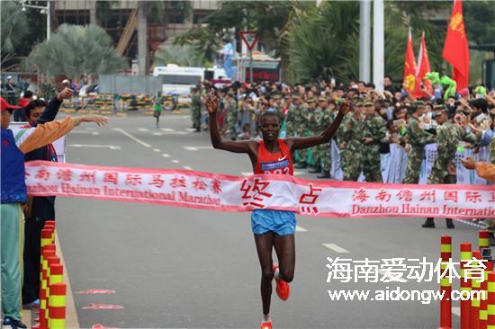 【跑步】2015儋州国际马拉松赛落幕  马拉松跃动一座城