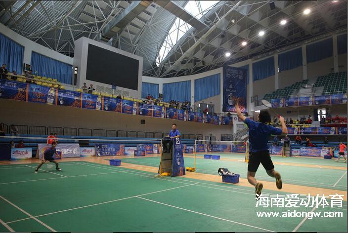 【羽毛球】全国羽毛球业余俱乐部赛总决赛落幕