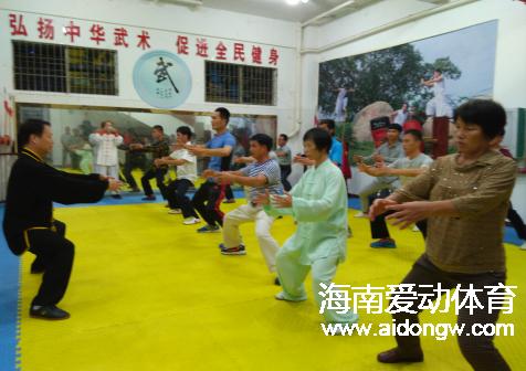 【社会体育指导员】屯昌县举办二级社会体育指导员培训班