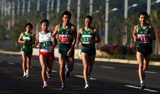 海南国际马拉松或将成海南第四大赛事 力争5年获评国际金标赛事