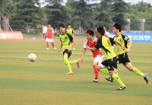 2015-2016中国大学生男子校园足球联赛 第二阶段比赛补充通知