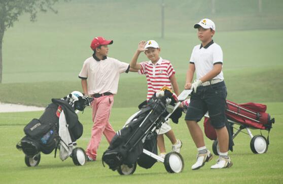 中高协2016年高尔夫赛程:8项高尔夫赛事将在海南举行