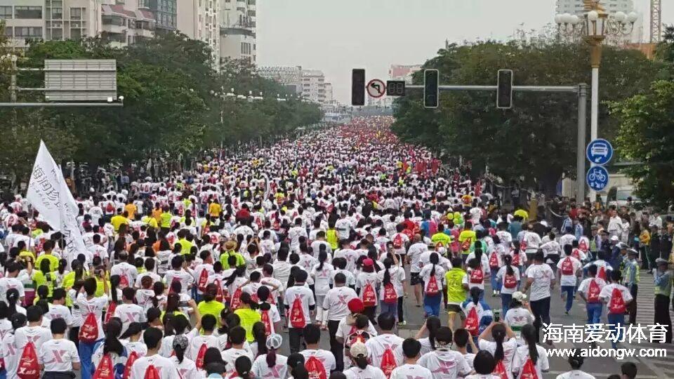 【马拉松】海南国际马拉松:以大赛思维凸显地方特色  力争5年获评金标赛事