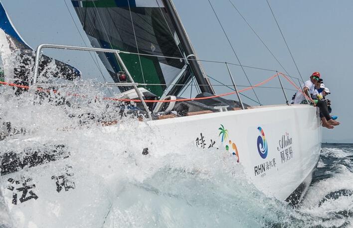 阿罗哈五度冠名海帆赛 第七届海帆赛3月13日扬帆起航