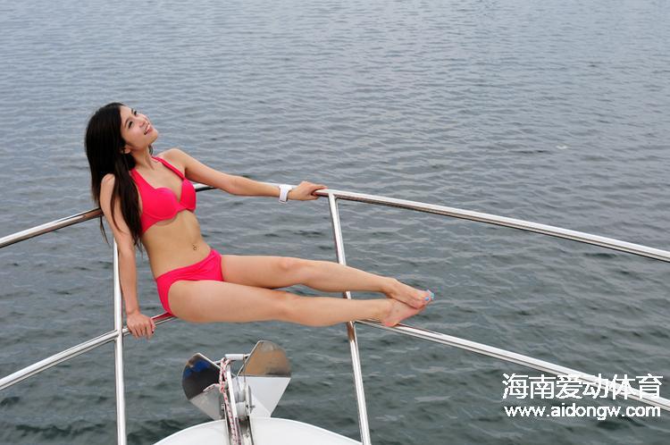 海帆赛帆船宝贝20进10选拔赛开启 将进行综合拓展训练