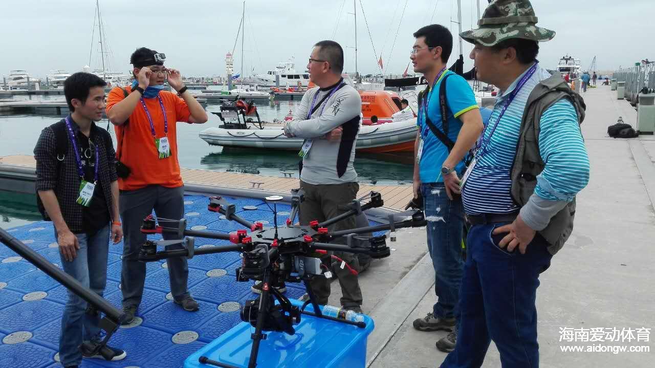现场直播为海帆赛注入技术活力 4种渠道3项体验感受千帆竞浪