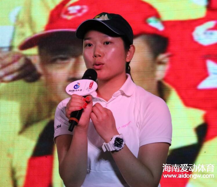 李韵:爱海玩帆船是职业所向 海帆赛正逐渐获国外帆友认可