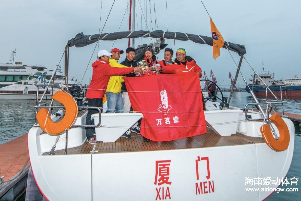海帆赛:西线拉力赛经历考验  船队互助顽强闯关
