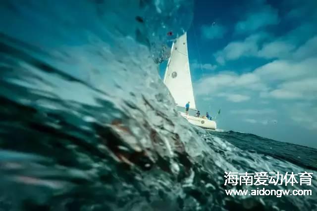 大海为伴 与你同行 海帆赛的这七年