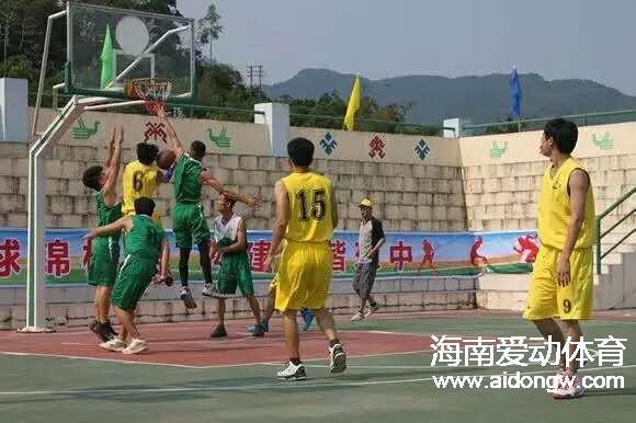 """琼中""""三月三""""农民篮球赛4月6日上演 农民""""球手""""踊跃报名"""