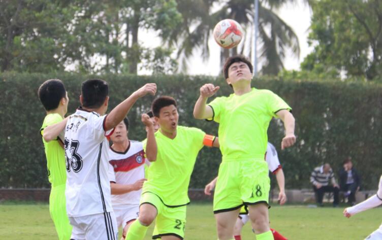 【视频】2016海口市青年足球联赛 梁胜:带动更多单位球队参加