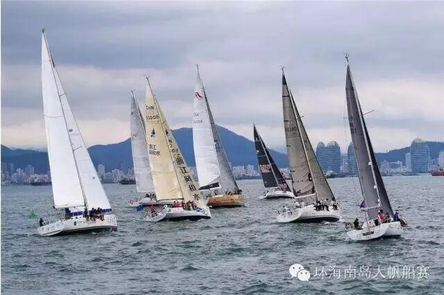 """体验水上""""贵族""""运动:帆船"""