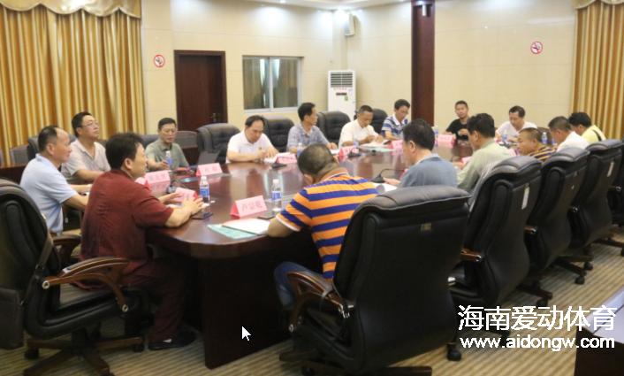 2016年海南省武术交流会在定安举行