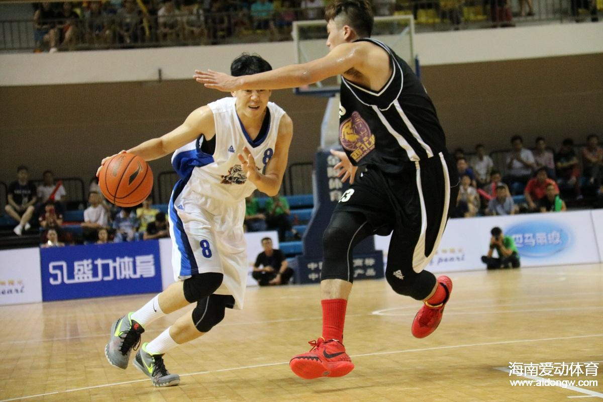 2016中国·陵水首届全国男子篮球联赛(nbl)四强争霸赛落幕 贵州森航