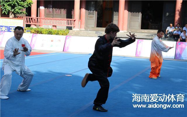 2016年三亚国际传统武术交流大赛12月举行