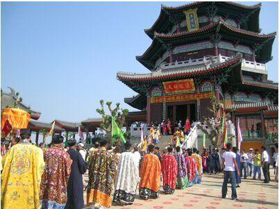 南宗道教盛典下周在文笔峰举行 海内外1500余名嘉宾及本地数万民众将共襄盛会