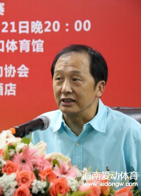 海南省篮球协会会长方伟:两岸三地篮协将携手共建中国首家国际篮球学院