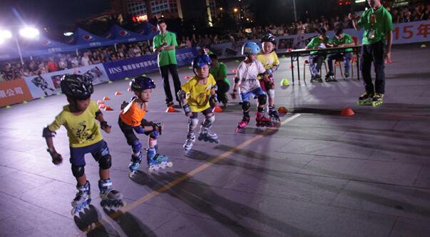 2016海南省全民健身运动会青少年轮滑锦标赛将于月底在海口举行