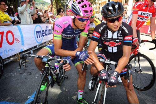 2016环意赛总冠军车队将参加环岛自行车赛