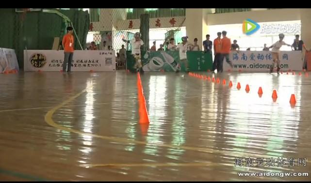 【视频】2016年海南省全民健身运动会青少年轮滑锦标赛