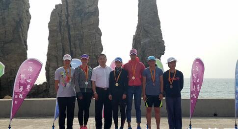 2016年全国帆船帆板冠军赛落幕 海南帆船帆板队获四个项目冠军