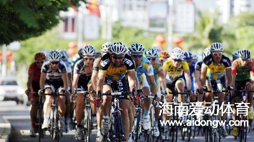 全国自行车业余精英邀请赛海南五指山站6月18日开骑