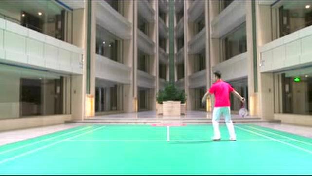 【视频】全国社会体育指导员培训柔力球项目教学视频《踏浪》